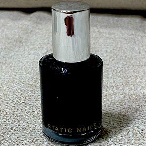 Static Nails liquid lacquer unused in Dark Room